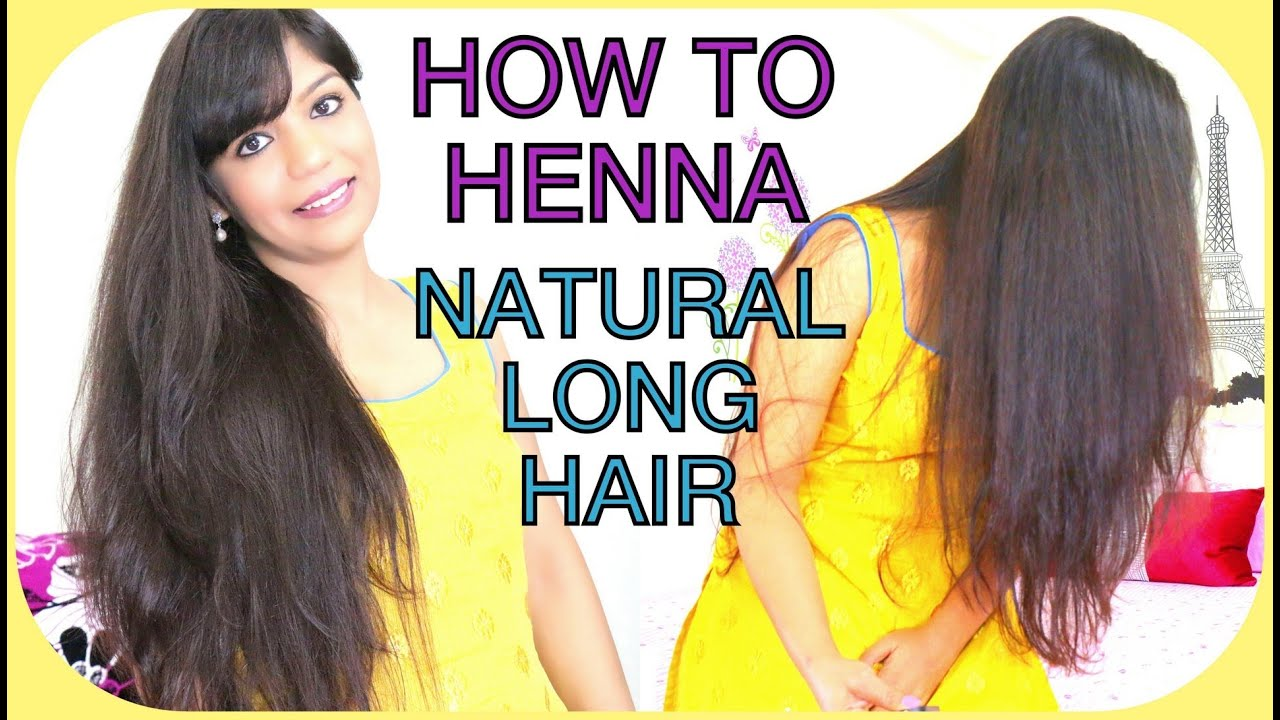 How To Apply Henna On Hair For BeginnersEasy WayIndian