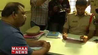 Mahesh Kathi Filed Complaint on Pawan Kalyan in Madhapur Police Station