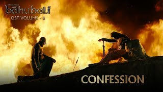 Baahubali OST Volume 08 Confession | MM Keeravaani