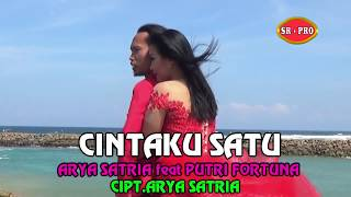 Cintaku Satu - Arya Satria, Putri Fortuna (Official Music Video)