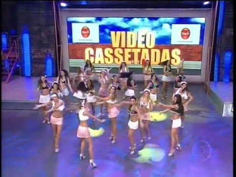 Videocassetadas   Ballet do Faustão   13 11 2011