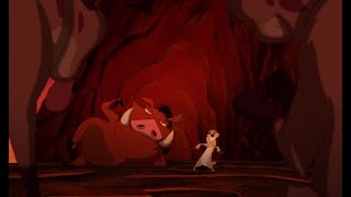 The Lion King 3: Hakuna Matata - Timon & Pumbaa Vs Hyenas