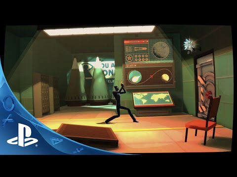 CounterSpy - Launch Trailer | PS4, PS3 & PS Vita
