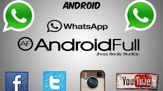 [OGWhatsapp] 2 Lineas Whatsapp En Tu Android [Android Full]
