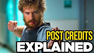 Marvel's Iron Fist Season 2: Post-Credits Scene Explained