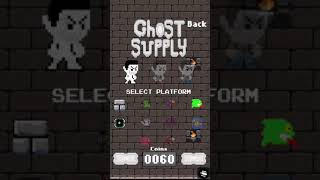 Ghost Supply Fly (Mobile Game)