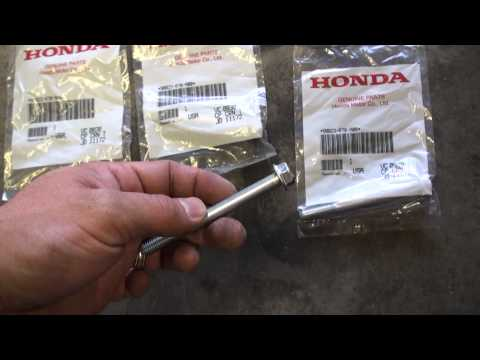 DIY: How to fix a squeaky serpentine belt on an Acura TL, MDX or ZDX