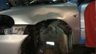 Car Corner: Fender Replacement