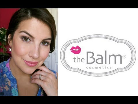 1 Brand Tutorial: The Balm