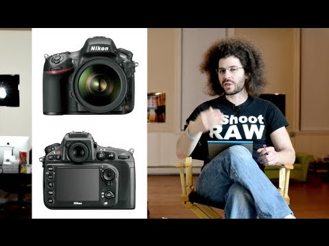 Nikon D800 Preview