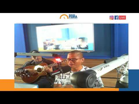 Entrevista com a Banda L'age D'or para o Bom Dia Feira