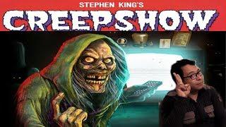 REACCION AL TRAILER  CREEPSHOW STEPHEN KING  2019