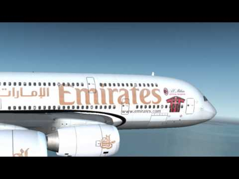 Fly Emirates Missions Pack for FSX