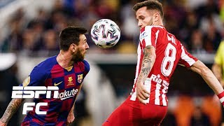 Was Atletico Madrid deserving of their Spanish Super Cup win vs. Barcelona? | ESPN FC