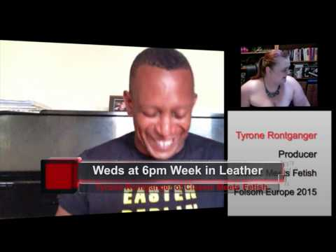 Promo - Week In Leather Aug. 12, 2015 6pm Pacific | The Leather Journal News