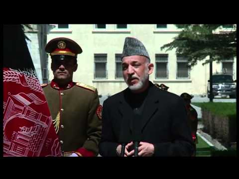 Q&A following Joint Press Conference in Kabul by NATO's Secgen and President Karzai