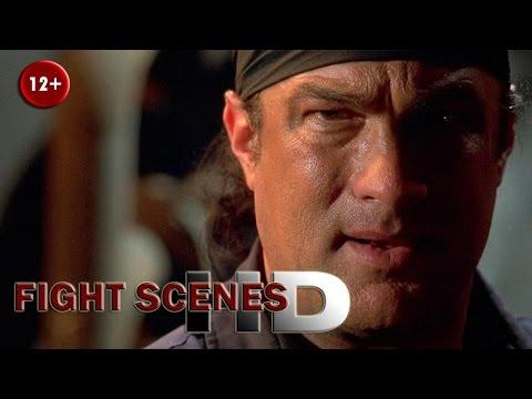 Стивен Сигал ни жив ни мертв - лучшие моменты 1080р.