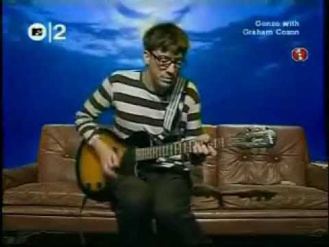 Graham Coxon - Freakin&#039; Out (Gonzo 2004)