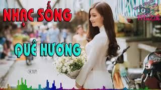 Chuyện Người Con Gái Gái Sim - Lk Nhạc Sống Quê Hương - Nhạc Trữ Tình Remix