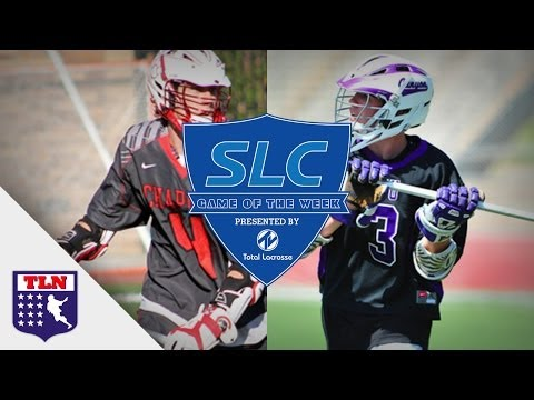Grand Canyon at Chapman | MCLA Lacrosse | SLC Game of the We