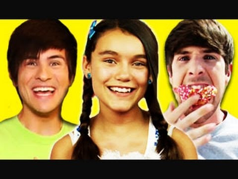 KIDS REACT TO SMOSH