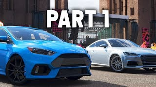 Forza Horizon 4 Gameplay Walkthrough Part 1 - FIRST 20 MINUTES (EXCLUSIVE EARLY LOOK)