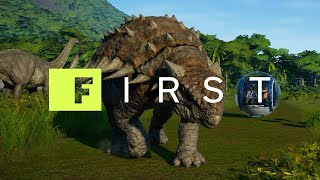 Jurassic World Evolution: Working with Dinosaurs (Developer Diary) - IGN First