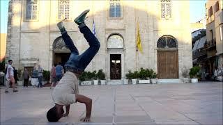 Sony Anderson | Break Dance