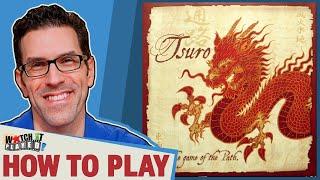 Tsuro - How To Play
