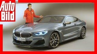 BMW M8 (2018) Review / Details / Sitzprobe