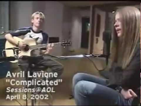 Avril Lavigne - AOL Sessions 08/04/2002 - Full Live