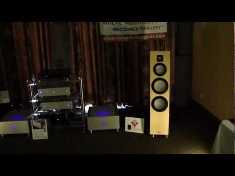 Marten Getz speakers ModWright Instruments KWA150 amplifier....