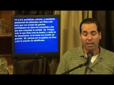 54 1 Timoteo 4 - Ken Zenk - Estudios Biblicos