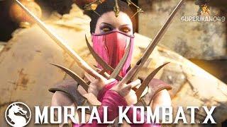 "THE MOST DISGUSTING FATALITY IN MORTAL KOMBAT X! - Mortal Kombat X: ""Mileena"" Gameplay"