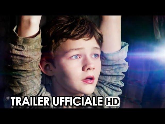 Pan Trailer Ufficiale Italiano (2015) - Hugh Jackman Movie HD