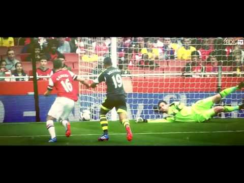 Mesut Özil ► Maestro Of The Gunners | Arsenal F C | 2013/14 | HD