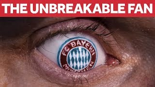 The Unbreakable Fan: The Amazing Story of Ryan and His Prosthetic Bayern Eye