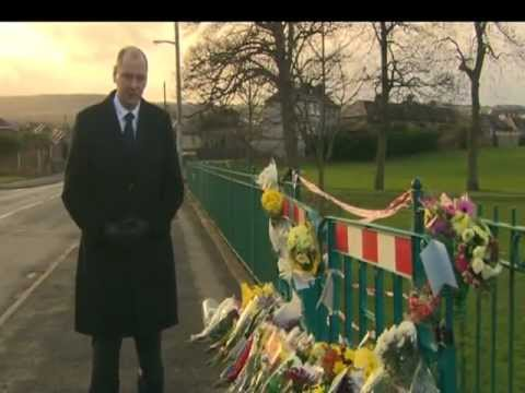 Tom Barton, ITV News, Organist Murder VT