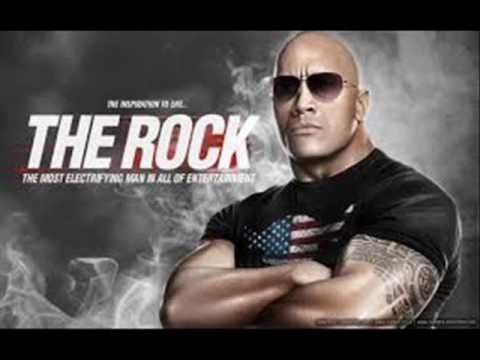 Wwe The Rock Music 2013 video