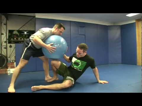 BOSU Ballast Ball Sit Out with Kevin Kearns & Marcus Davis