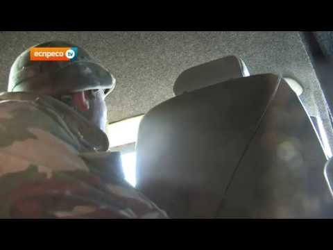 """Комбат """"Дніпро-1"""" Ю.Береза під обстрілом проривається з Іловайську"""