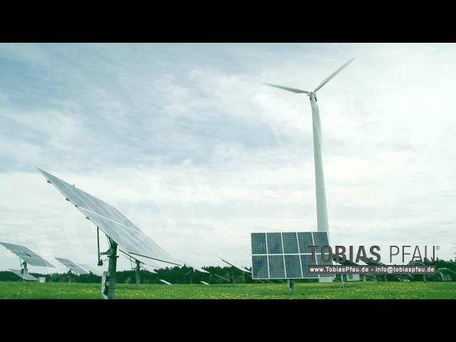ko Mix - Erneuerbare Energien - Windkraft und Solar full HD