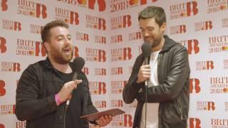 Jack Whitehall on Hosting The BRIT Awards 2018
