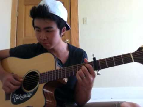 PINK ft. Nate Ruess - Just Give Me A Reason (Fingerstyle cover by Jorell)