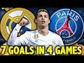 Is Cristiano Ronaldo Real Madrid's Only Hope Of Beating PSG?   Euro Round-Up