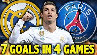 Is Cristiano Ronaldo Real Madrid's Only Hope Of Beating PSG? | Euro Round-Up