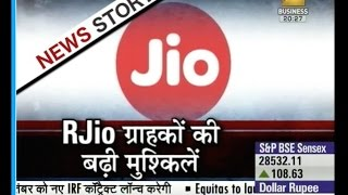 Will Reliance Jio customer's problems get any solution in coming time ? - Part I