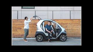 Eli ZERO, un coche eléctrico que busca financiación en Indiegogo