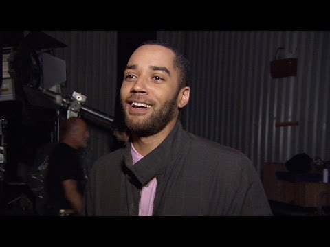 DOCTOR WHO's Samuel Anderson on Playing Danny Pink & Texting Jenna Coleman - BBC AMERICA Exclusive