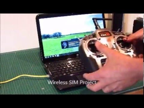 Wireless  RC Simulator Dongle